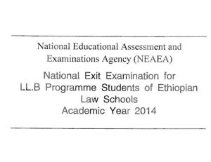 exit exam Laws_Page1